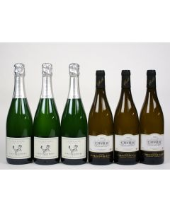 'Champagne & Chablis' Mixed Case Wine Offer