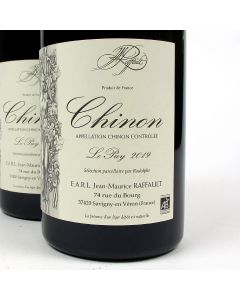 Chinon: Domaine Jean-Maurice Raffault 'Le Puy' Rouge 2019