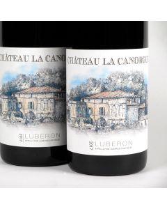 Côtes du Luberon: Château la Canorgue Rouge 2017
