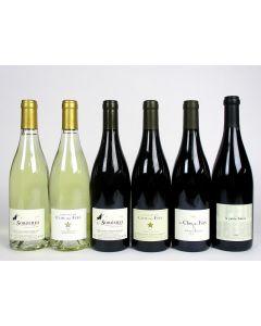 Domaine du Clos des Fées Selection - Mixed Case Wine Offer