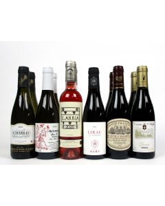 'Half-Time' Mixed Case Wine Offer
