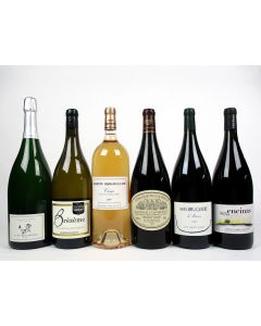 'Magnums for Merrymaking' Mixed Case Wine Offer