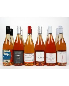 'Reputable Rosé' -  Mixed Case Wine Offer