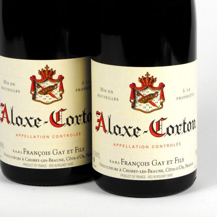 Aloxe-Corton: Domaine François Gay & Fils 2017
