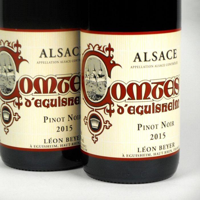 Alsace: Léon Beyer 'Comtes d'Eguisheim' Pinot Noir 2015