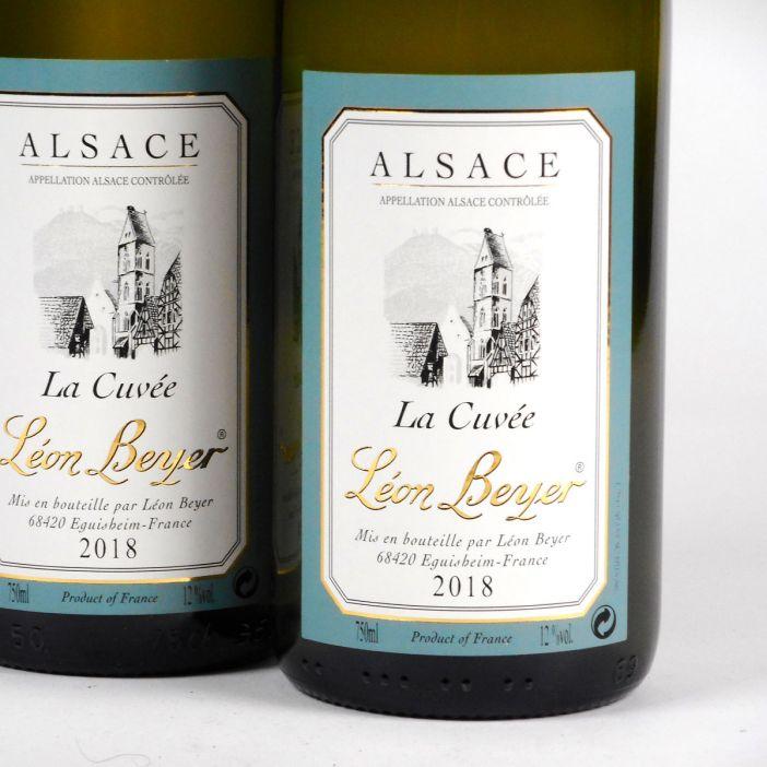 Alsace: Léon Beyer 'La Cuvée' 2018