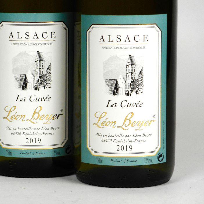 Alsace: Léon Beyer 'La Cuvée' 2019
