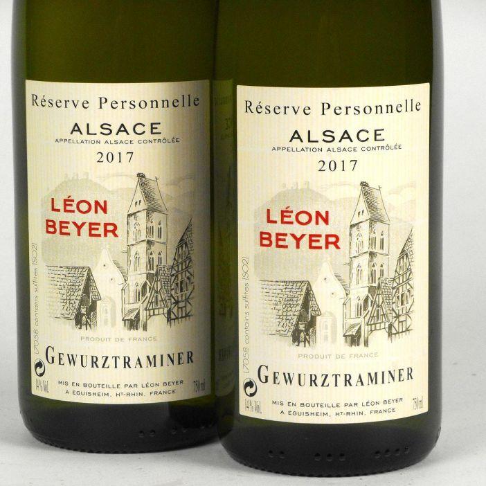 Alsace: Léon Beyer 'Réserve Personnelle' Gewürztraminer 2017