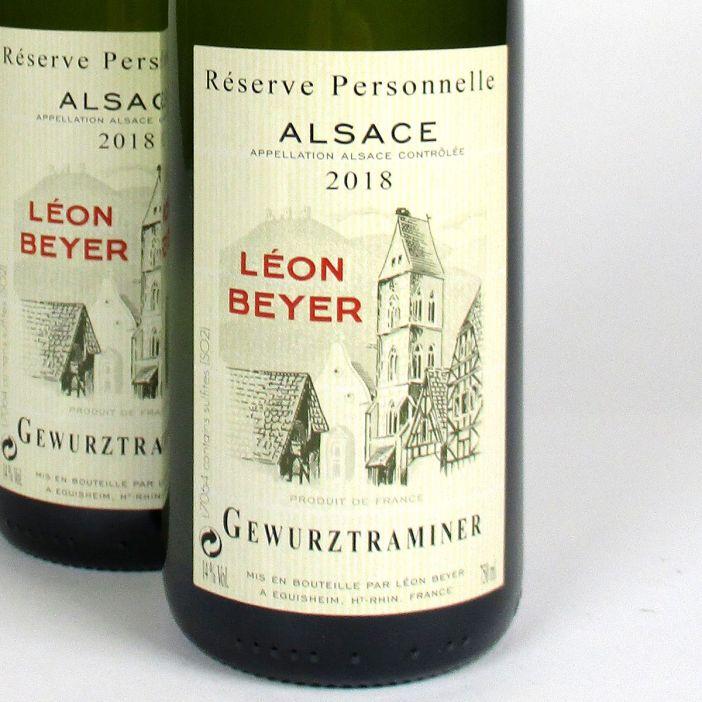 Alsace: Léon Beyer 'Réserve Personnelle' Gewürztraminer 2018