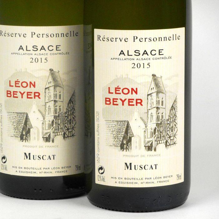 Alsace: Léon Beyer 'Réserve Personnelle' Muscat 2015