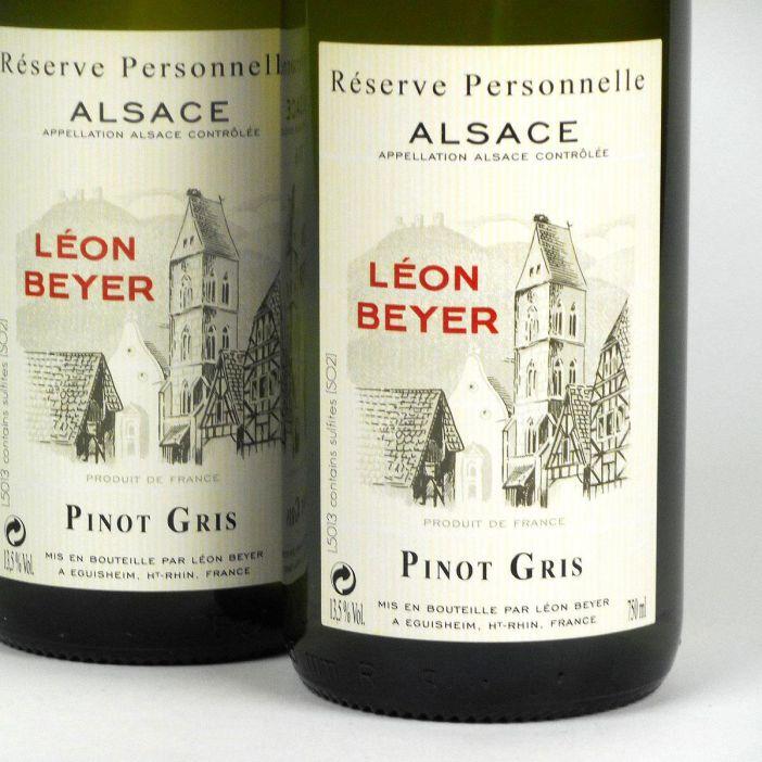 Alsace: Léon Beyer 'Réserve Personnelle' Pinot Gris 2017