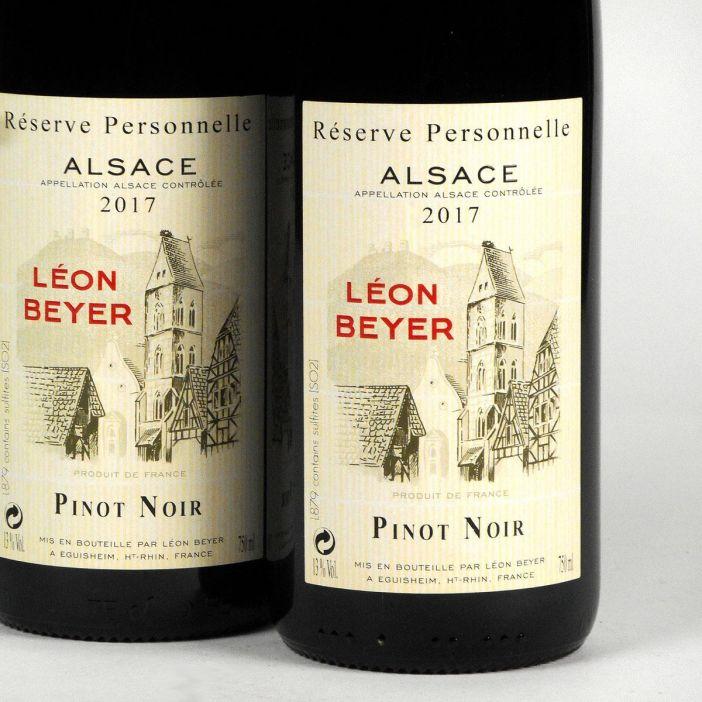 Alsace: Léon Beyer 'Réserve Personnelle' Pinot Noir 2017