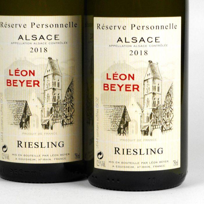 Alsace: Léon Beyer 'Réserve Personnelle' Riesling 2018