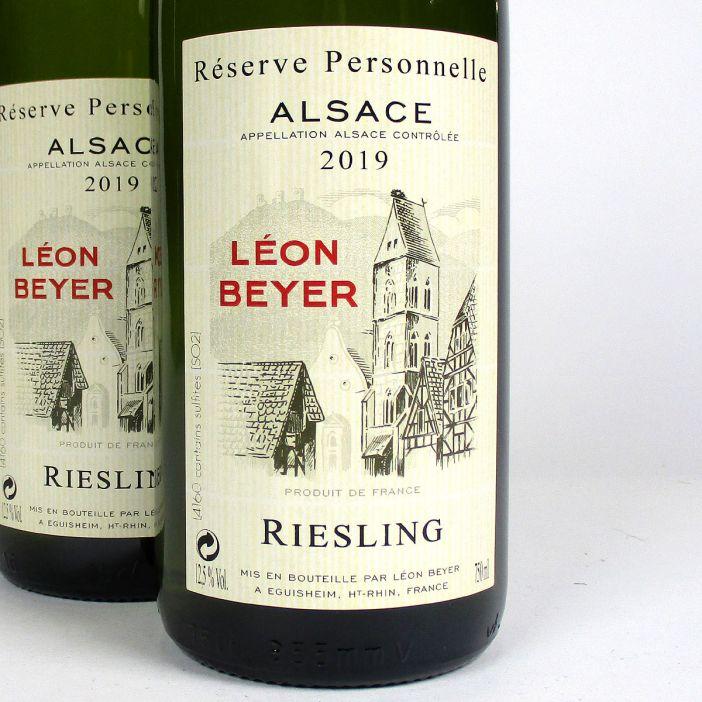 Alsace: Léon Beyer 'Réserve Personnelle' Riesling 2019