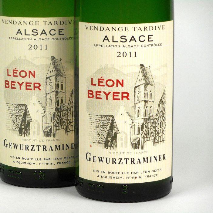 Alsace: Léon Beyer 'Vendange Tardive' Gewürztraminer 2011