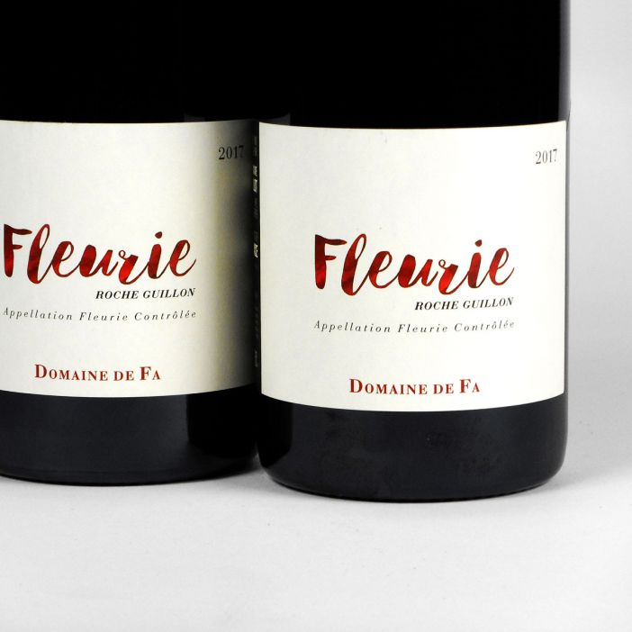 AOC Fleurie: Domaine de Fa 2017