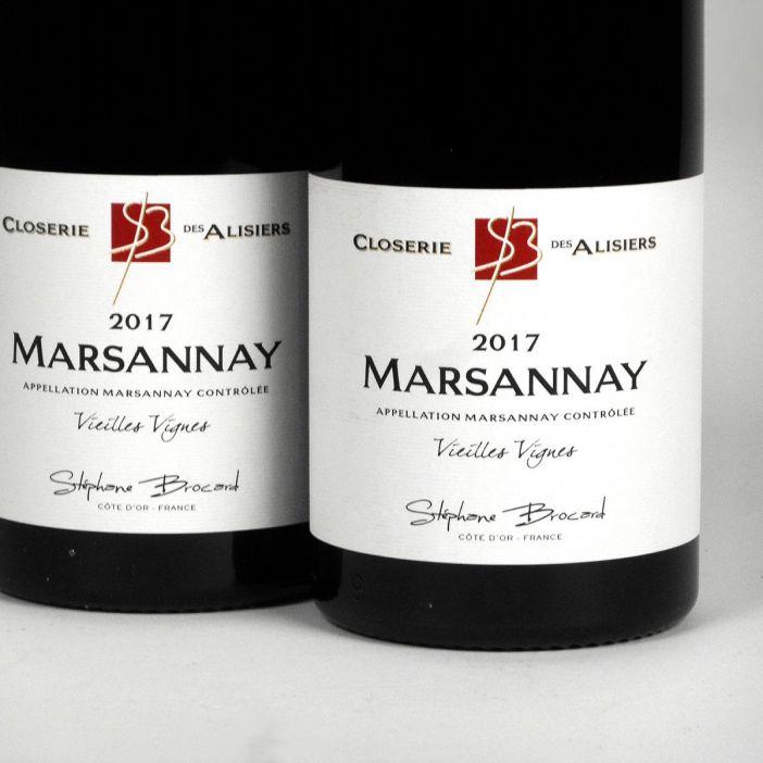 AOC Marsannay: Closerie des Alisiers 'Vieilles Vignes' 2017