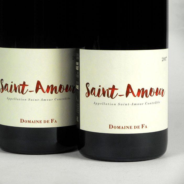 AOC Saint-Amour: Domaine de Fa 2017