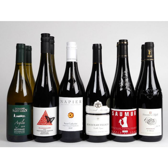 'Autumn Assemblage' - Mixed Case Wine Offer