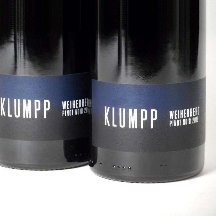 Baden: Klumpp Bruchsaler Weiherberg Pinot Noir 2015