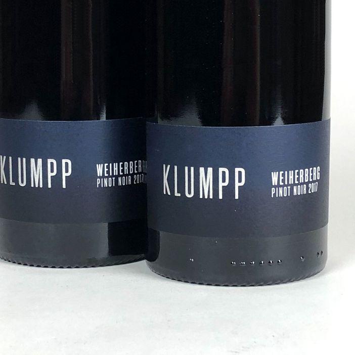 Baden: Klumpp Bruchsaler Weiherberg Pinot Noir 2017