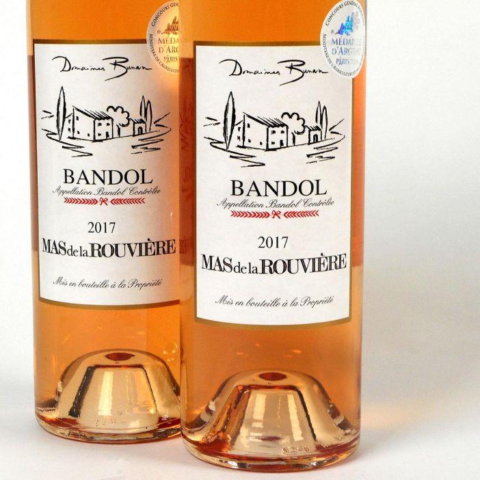 Bandol: Mas de la Rouvière Rosé 2017