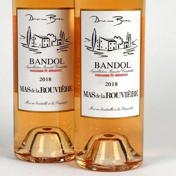 Bandol: Mas de la Rouvière Rosé 2018