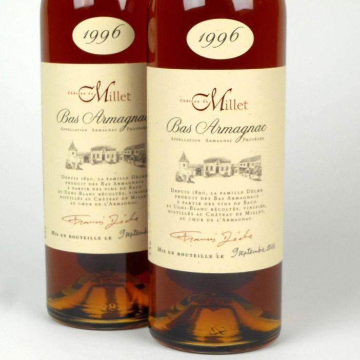 Bas Armagnac - Château de Millet 1996
