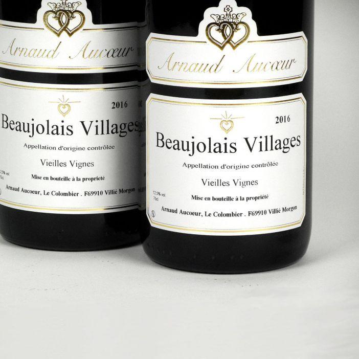 Beaujolais Villages: Arnaud Aucoeur 'Vieilles Vignes' 2016