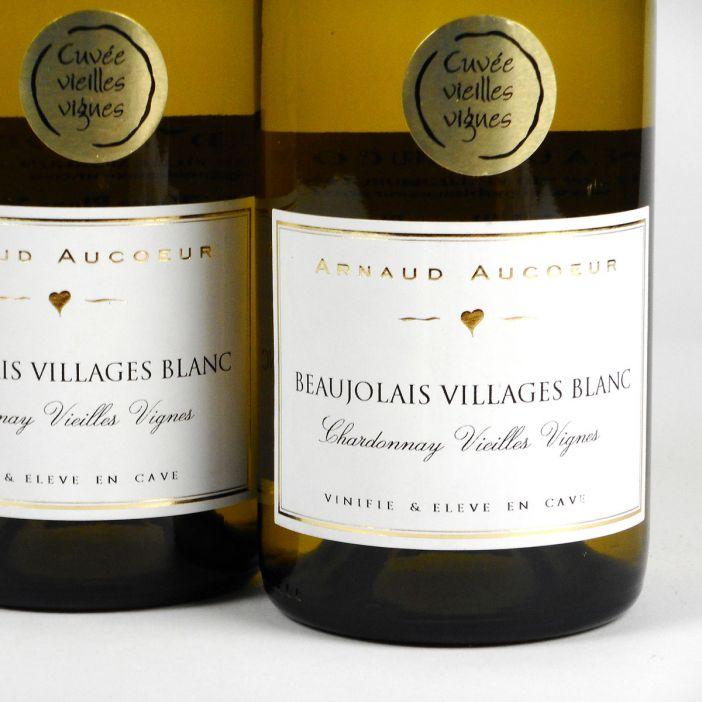 Beaujolais Villages: Arnaud Aucoeur 'Vieilles Vignes' Blanc 2017