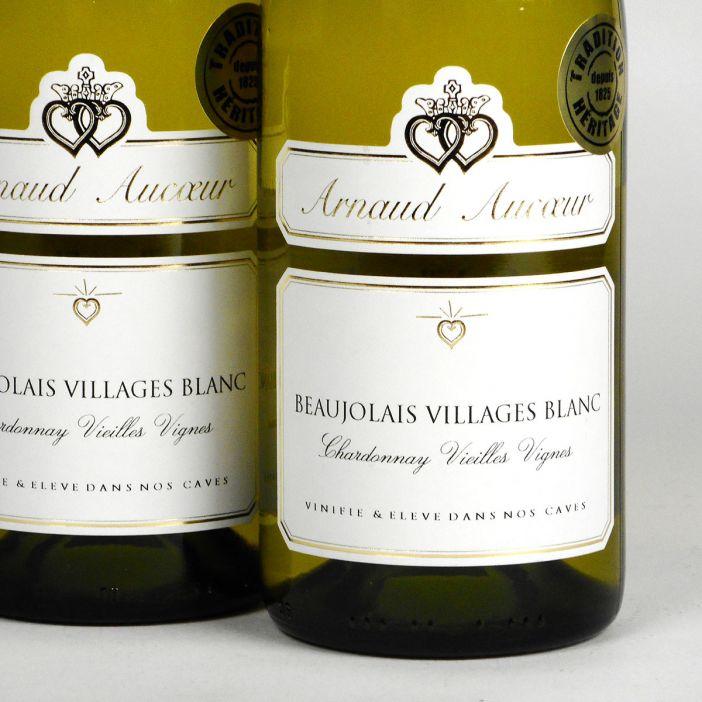 Beaujolais Villages: Arnaud Aucoeur 'Vieilles Vignes' Blanc 2018