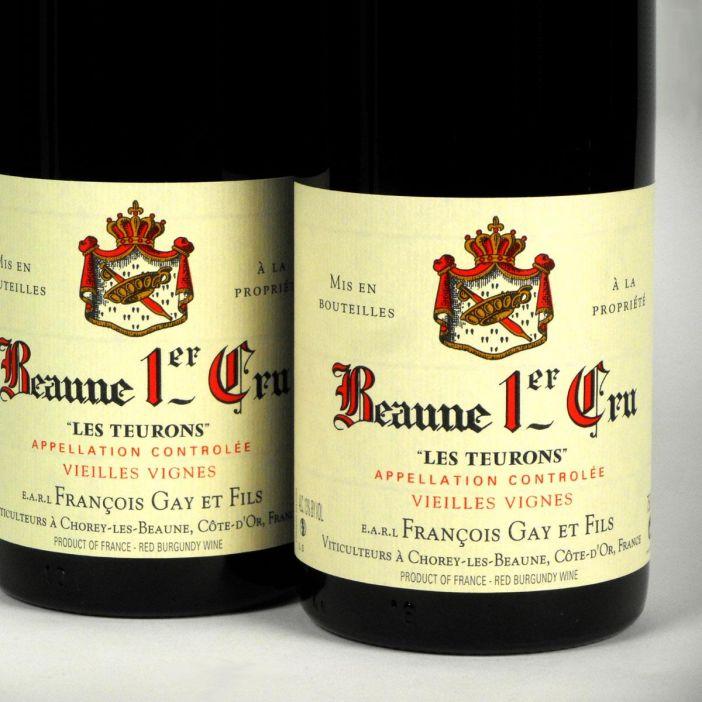 Beaune: Domaine François Gay & Fils 1er Cru 'Les Teurons' 2016
