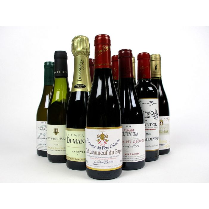 'Better Halves' - Mixed Case Wine Offer