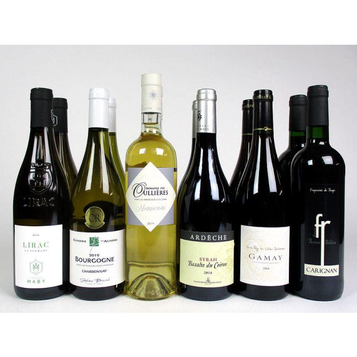 'Bonne Année' - Mixed Case Wine Offer