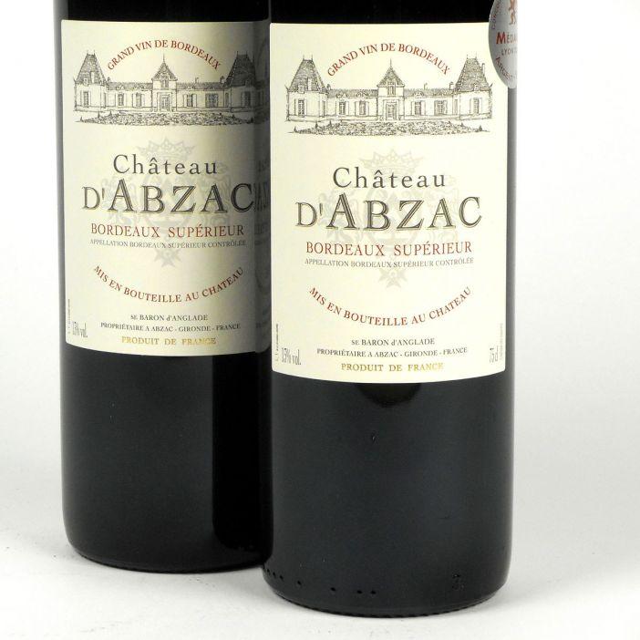 Bordeaux Supérieur: Château d'Abzac 2016