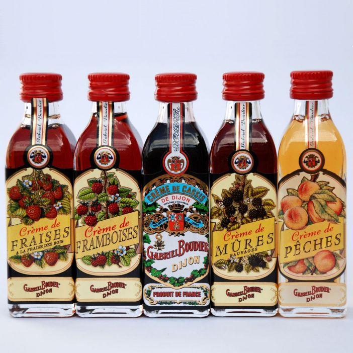 Boudier Liqueur Miniatures Gift Pack