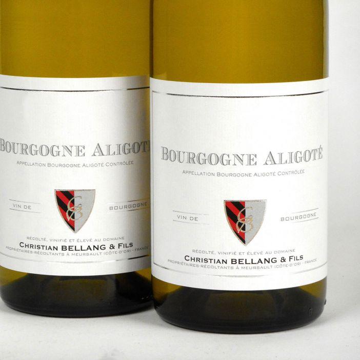 Bourgogne Aligoté: Christian Bellang Fils 2019
