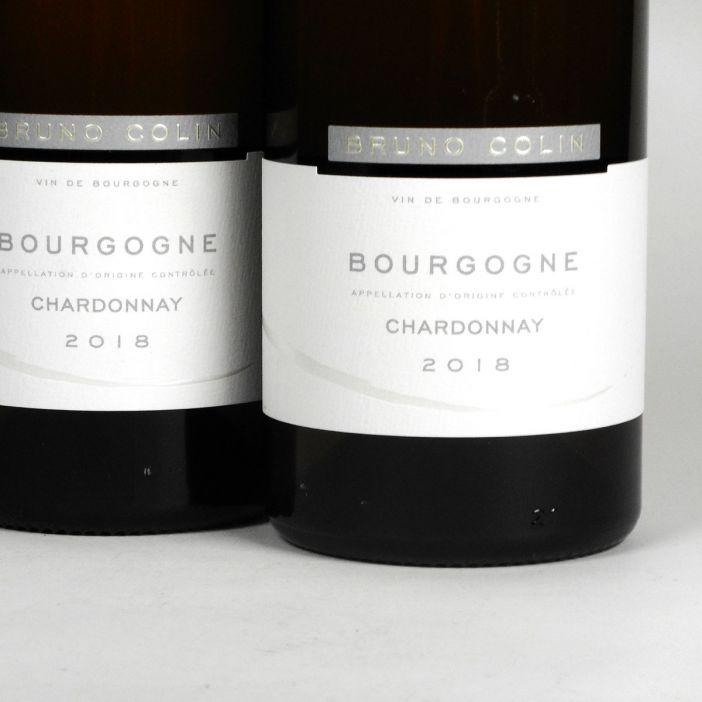 Bourgogne Chardonnay: Domaine Bruno Colin 2018