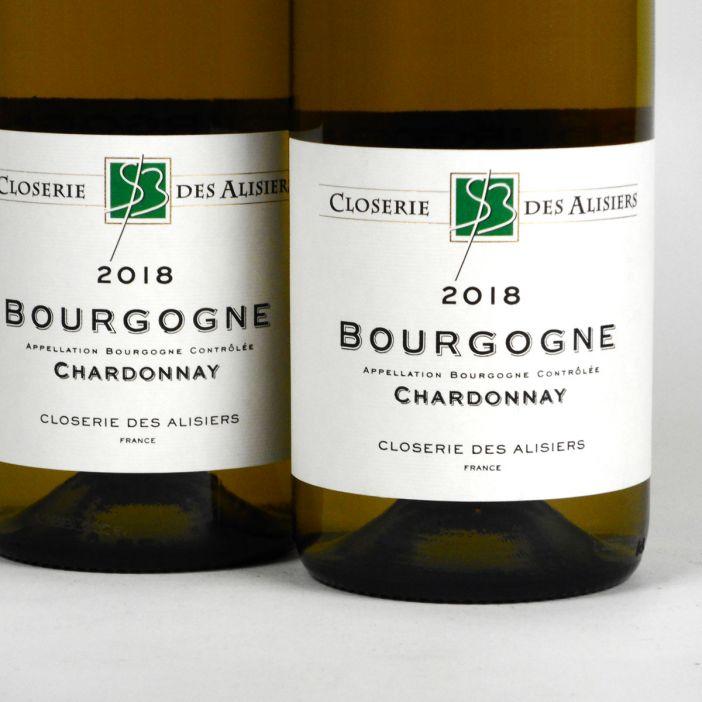 Bourgogne Chardonnay: Closerie des Alisiers 2018