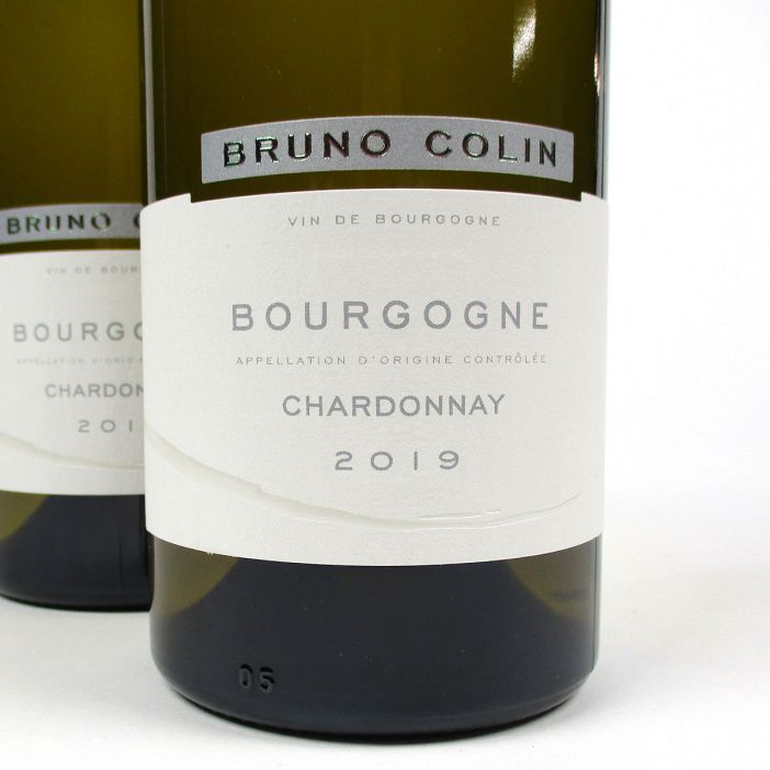 Bourgogne Chardonnay: Domaine Bruno Colin 2019