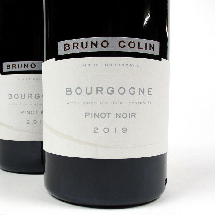 Bourgogne Pinot Noir: Domaine Bruno Colin 2019