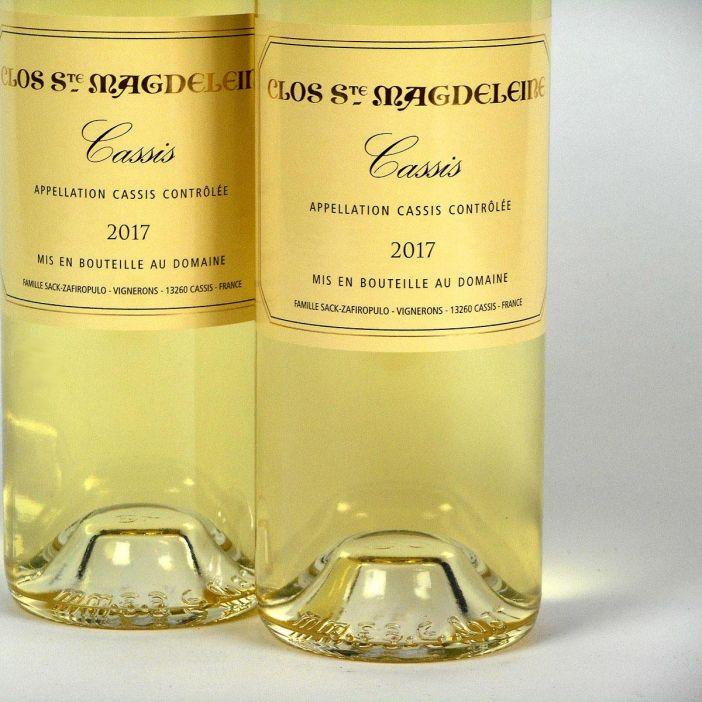 Cassis: Clos Sainte Magdeleine Blanc 2017