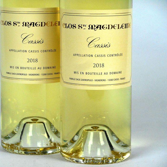 Cassis: Clos Sainte Magdeleine Blanc 2018