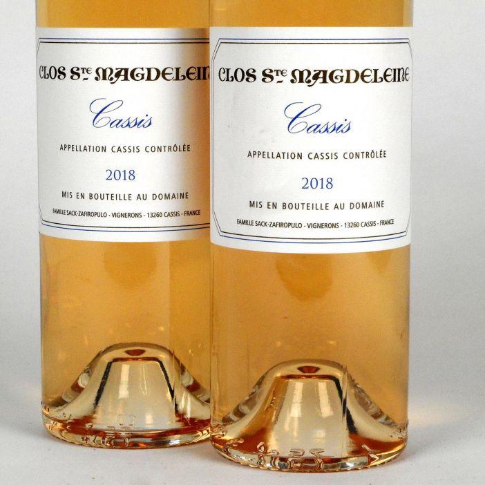 Cassis: Clos Sainte Magdeleine Rosé 2018