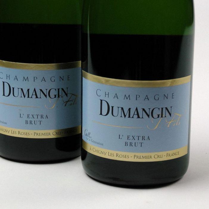 Champagne: Dumangin Fils. Extra Brut