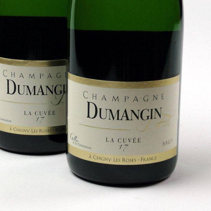 Champagne: Dumangin Fils. Cuvée 17