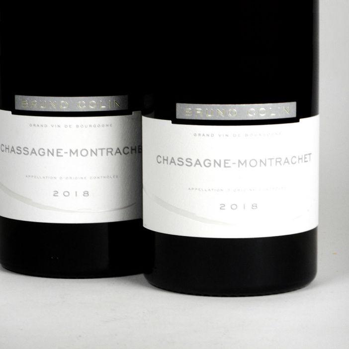 Chassagne-Montrachet: Domaine Bruno Colin 2018