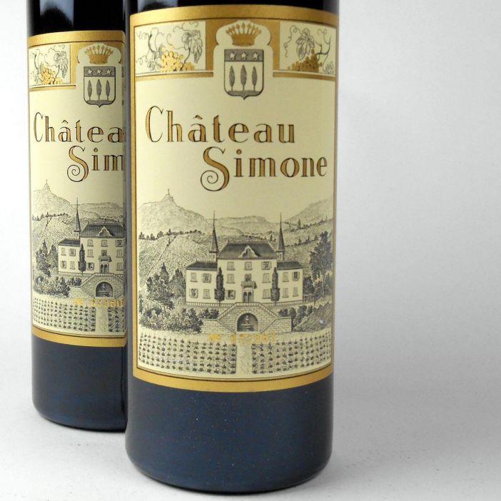 Château Simone Rouge 2017