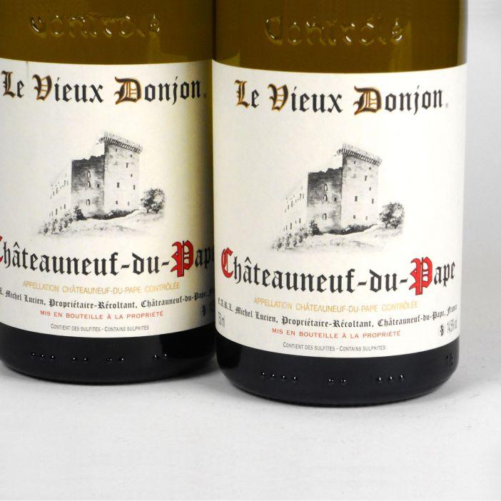 Châteauneuf du Pape: Le Vieux Donjon Blanc 2018