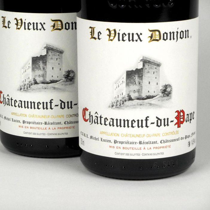 Châteauneuf du Pape: Le Vieux Donjon Rouge 2014